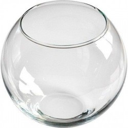 Аквариум круглый 0,7 литра