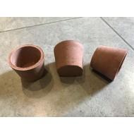 Керамический горшок для растений большой - 7см х 5,5см