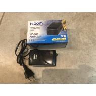Компрессор Hidom HD-550 одноканальный