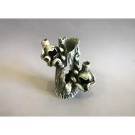 Декорация керамика дерево с амфорами 16см х 13см